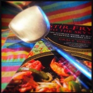favourite wok tools