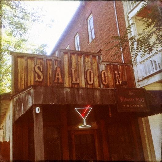 saloon neon